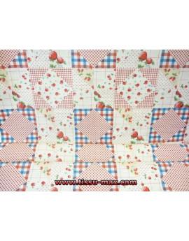 Tissu Coton Enfant  A052