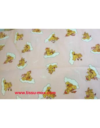 Coupon Tissu Enfants A001 3m