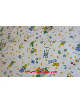 Coupon Tissu Enfants A00 3M