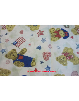 Tissu Coton Enfants A007