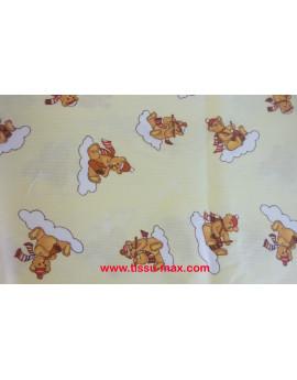 Tissu Enfants Piqué Coton A0011