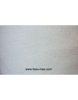 Coton Déminaté Teflon Blanc