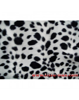 Fausse Fourrure Dalmatien