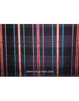 Tissu Ecossais Coton B41