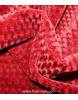Velours Laine Rouge Brique