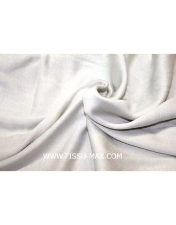 Polyester Uni Blanc Cassé 016