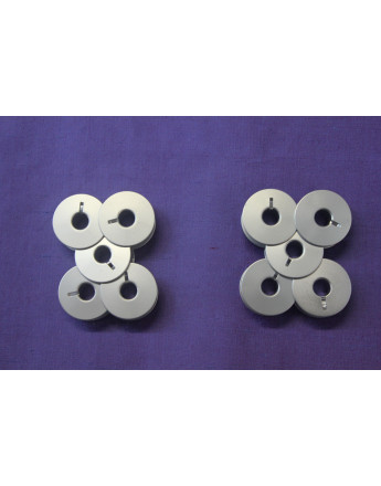 Canettes alluminium lot de 10