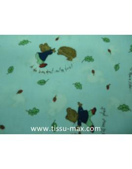 Tissu Piqué Coton Enfants A012