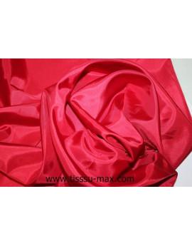 Doublure bemberg rouge