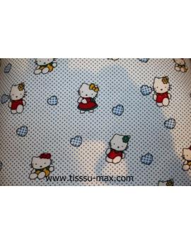 Tissu Piqué Coton Enfants A020