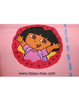 Tissu Piqué Coton Enfants A022