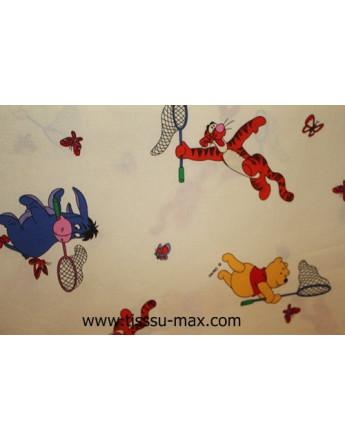 Tissu Piqué Coton Enfants A025