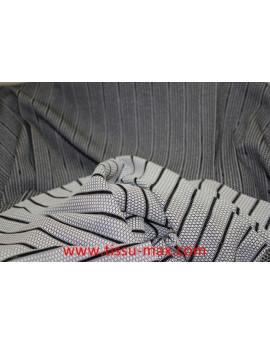 Tissu Elastiaque Rayures 17