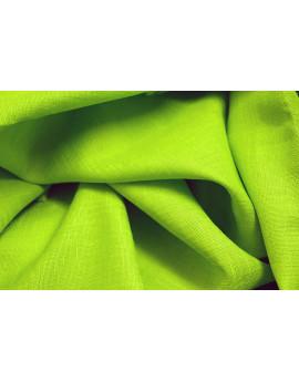 laine polyester vert fluo