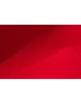 tissu flanelle  1369914 ROUGE