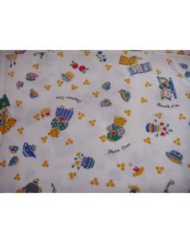 Tissu Coton Enfant A027