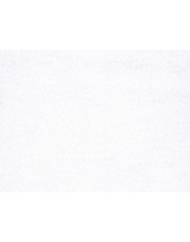 Mousseline 01 - Blanc