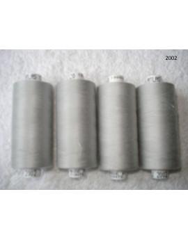 Bobine de fil à Coudre gris claire 1000y (2002)