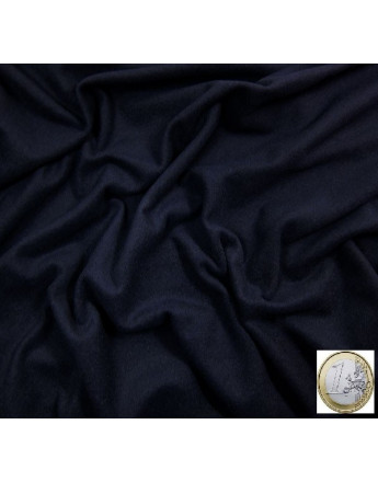 laine bleu electrique