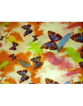 Mousseline Polyester Imprimé 99