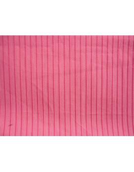 Tissu Coton Fushia