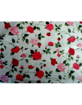 Tissu Coton des Fleurs 009