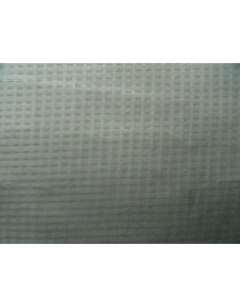 Tissu Voile de Coton Blanc