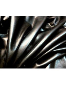 Tissu Jersey Brillant Noir