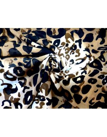 Tissu Mousseline Polyester 85