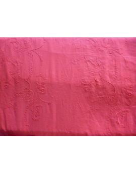 Tissu Coton Brodé 89