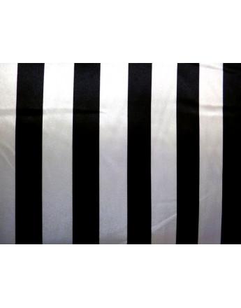 Tissu Rayures Polyester 95
