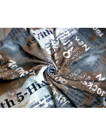 Tissu Mousseline Polyester 80