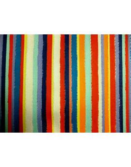 Tissu Rayures d'Italie 97