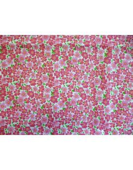 Tissu Coton des Fleurs 82