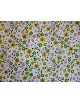 Tissu Coton des Fleurs 79