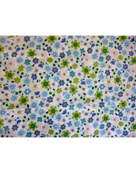 Tissu Coton des Fleurs 78