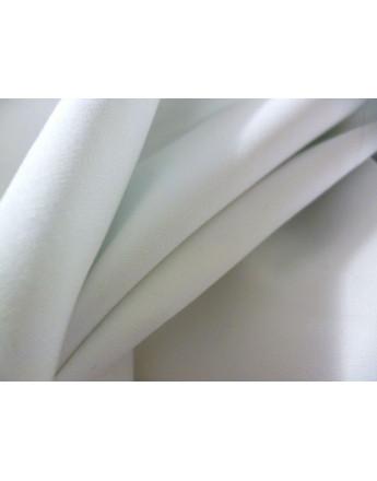 Tissu Coton Popeline blanc
