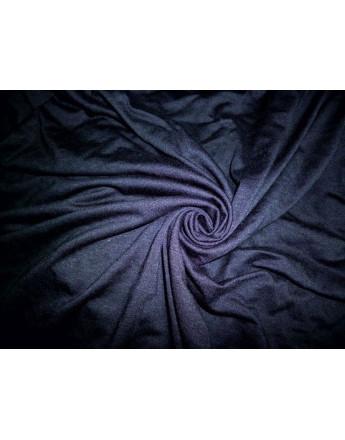 Tissu Lycra Uni Bleu Nuit