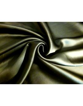 Tissu Satin de Soie Bronze