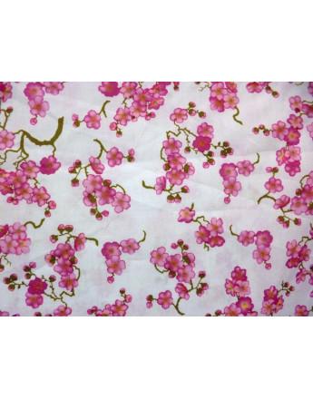 Tissu Coton Imprimée des Fleurs 73