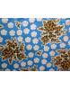 Tissu Coton des Fleurs x200 cm de largeur