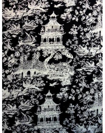 Tissu Coton Imprime 62