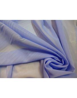 Tissu Mousseline de Soie Parme A62