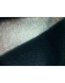 Tissu tulle rigide bleu
