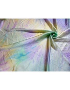 Tissu Satin Polyester Dégradé BN 01