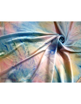 Tissu Satin Polyester Dégradé BN 02