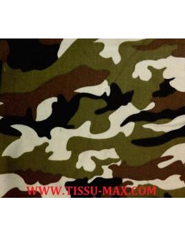Tissu Camouflage 14
