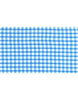 Vichy Petits Carreaux Turquoise