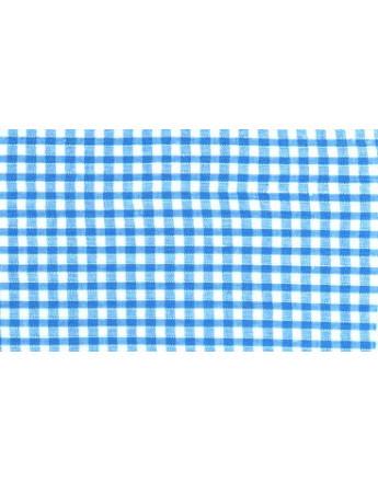 Vichy Petits Carreaux Bleus