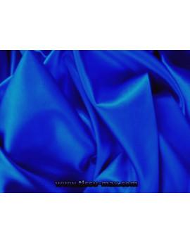 Tissu Satin Elastique Turquoise